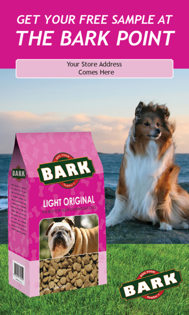 Bark - Overweight Dogs