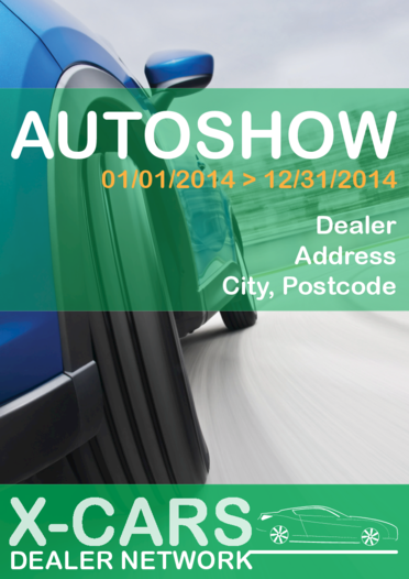 Autoshow - One Poster